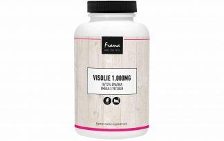 De Frama Visolie is ter ondersteuning voor een betere algemene conditie. Daarnaast is dit product ook geschikt voor huid en vacht. Het bevat een uitmuntende kwaliteit zuivere wilde visolie.