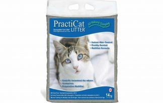De PractiCat kattenbakvulling met babypoedergeur (voorheen bekend als Classy Cat kattenbakvulling) is gemaakt van 100% pure sodium bentonite klei. Deze kleikorrels bezitten een zeer aangename babypoedergeur.