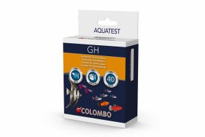 De Colombo Aqua GH Test is een druppeltest voor precieze bepaling van de GH-waarde.Vissen produceren het schadelijke ammonia wat in het aquariumfilter met behulp van nuttige bacteriën via nitriet wordt omgezet naar het onschadelijke nitraat. De bacteriën in het filter hebben tijd nodig om zich te ontwikkelen. Daarom ontstaan bij de opstart vaak problemen. Door het water regelmatig te testen kan je controleren of de waterkwaliteit in orde is.