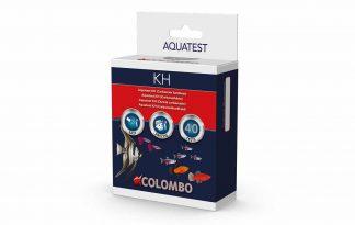 De Colombo Aqua KH Test is een druppeltest voor precieze bepaling van de KH-waarde. Net als elk ander huisdier moet ook bij vissen de behuizing worden schoongehouden. Vissen produceren het schadelijke ammonia wat in het aquariumfilter met behulp van nuttige bacteriën via nitriet wordt omgezet naar het onschadelijke nitraat.