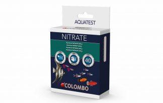 De Colombo Aqua NO3 Test is een druppeltest voor precieze bepaling van het nitraatgehalte.Net als elk ander huisdier moet ook bij vissen de behuizing worden schoongehouden. Vissen produceren het schadelijke ammonia wat in het aquariumfilter met behulp van nuttige bacteriën via nitriet wordt omgezet naar het onschadelijke nitraat.