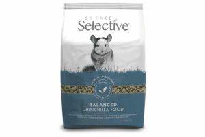 Science Selective Chinchilla is een monocomponent formule met lijnzaad, rijk aan omega 3 en 6 vetzuren, geurige peterselie, voor nog meer smaak, en bevat het vezelrijke en smaakvolle weegbree.