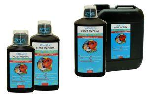Easy-Life vloeibaar filtermedium (Easy-Life vfm) behoort tot een totaal nieuwe produktgeneratie in de vivaristiek.
