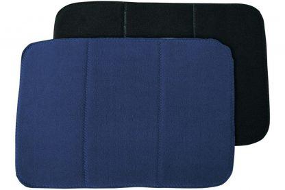 Harry's Horse Onderbandages fleece zijn gemaakt van 4 mm dik foam en zijn met fleece afgewerkt. ze hebben een zwarte en een navy zijde. De onderbandages zitten per set van 4 stuks verpakt.