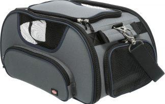 Trixie Wings Airline Carrier is een draagtas vervaardigd uit vormvast EVA met polyester, ideaal als handbagage op een vliegtuig.