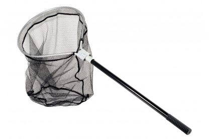 Kippennet is eenzeer strak vangnet met telescoopsteel. Dit pluimveenet is ideaal voor het vangen van de kippen uit de kooi.