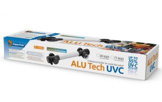De Superfish AluTech UVC T5 is een aluminium UVC en geschikt voor grote combi-vijvers. Dankzij de AluTech UVC T5zal je vijverwater binnen 14 dagen helder zijn.