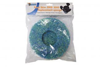 De Superfish Pond Skim 2000/3000 vervangingsspons is een vervangingsspons voor de Pond Skim 2000 en 3000. Voor een heldere en gezonde vijver!