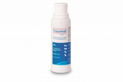 Traumeel Novo Gel is een effectief homeopathisch geneesmiddel voor uitwendig gebruik bij pijn door kneuzing, verrekking of verstuiking. Het is tevens ideaal voor gebruik bij spierpijn door overbelasting en bij blauwe plekken.