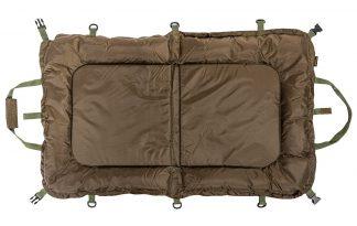 De Treasure Unhooking Mat L is een grote onthaakmat die ideaal is voor allround gebruik. De mat is voorzien van een flap aan de zijkant om op te 'knielen' en de vis te onthaken.