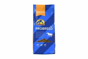 Cavalor Probreed is een mix die rijk is aan eiwitten met een hoge biologische waarde, speciaal voor de drachtige en lacterende merrie.