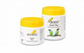 Aves Kracht Plus is een mix voor het aanvullen van voedingstekorten in zaadmengsels voor kanaries, Europese cultuurvogels, prachtvinken, agaporniden, grote parkieten en papegaaiachtigen.