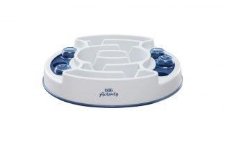 De Trixie Slide & Feed kan worden gebruikt als anti-schrok voerbak of als een leuke interactieve puzzel voor uw hond of kat.