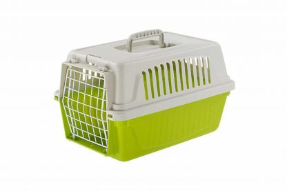De Ferplast Atlas 5 is een ideale vervoersbox voor kleine honden, katten, konijnen en grote knaagdieren zoals cavia's of fretten.