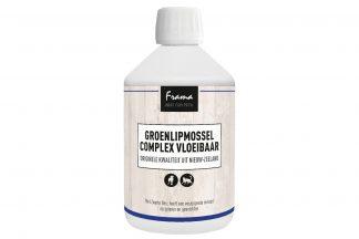 De Frama Groenlipmossel is een 1-per-dag formule. Het bevat de gevriesdroogde substantie van vloeibare, 100% groenlipmossel. Daarnaast zit het Bowellia extract met 75% boswelliazuren in dit product. Dit extract bevordert de soepelheid van de gewrichten.
