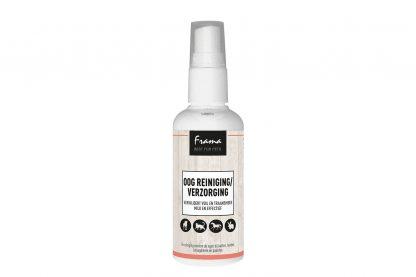 De Frama oogreiniging en -verzorging verwijdert vuil en traansmeer. Het is een mild, maar effectief middel. Het zorgt voor een diepgaande reiniging.