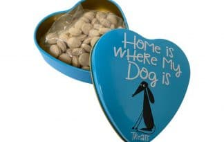 Sanal hartenblik hond