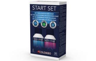 De Colombo Aqua Start Combipack maakt leidingwater geschikt voor je aquarium en brengt de biologie versneld op gang. Aqua Start ontgift het water, verwijdert chloor en beschermt de vissen.