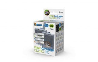 De Superfish QubiQ 30 filtercartridge is een vervangende filter voor het QubiQ 30 aquarium. Het bestaat uit een 100% open filterschuim in combinatie met Crystal Clear.
