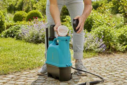 Gardena rugspuit 12 liter onderdelen