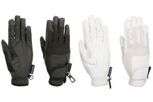 Harry's Horse rijhandschoenen TopGrip mesh zijn comfortabele, soepele handschoenen. De handschoenen bevatten elastiek en Velcro met luchtige mesh inzet op de bovenzijde.