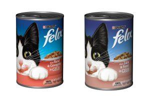 Felix blikvoeding in gelei is met kwalitatief hoogwaardige ingrediënten gemaakt en bereid met malse stukjes. Hierdoor is het een onweerstaanbare maaltijd voor je kat.