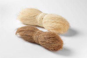 Fauna nestmateriaal kokosvezel is een veelgebruikt, natuurlijk nestmateriaal voor vogels. Per bundel verpakt. Tevens verkrijgbaar in twee kleuren.
