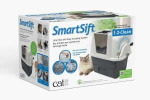 Cat-It Smart Sift kattentoilet