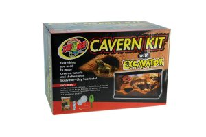 ZooMed Cavern Kit met Excavator