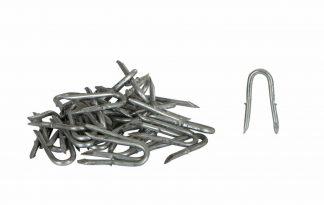De AKO Kramnagel zijn te gebruiken bij het bevestigen van gaas en draadmatten. Daarnaast zijn ze ook ideaal te gebruiken voor het bevestigen van draad of lijn aan bijvoorbeeld weidepalen.