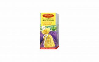 Aeroxon lavendelbloemen is een natuurlijk bescherming tegen kleermotten. Hiermee kunt u gemakkelijk kleermotten bestrijden door hem in uw kast of lades te gebruiken.