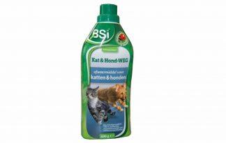 De BSI honden- en kattenafweer strooikorrels zijn een effectieve manier om overlast van honden en katten op bepaalde plekken te voorkomen. Dit honden- en katten afweermiddel is gemaakt op natuurlijke basis en is dus samengesteld uit 100% natuurlijke producten.