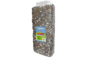 De Ekoo Cotton & Card bodembedekker is een product gemaakt van uitgeperst katoenzaad (30%), schone en niet gebruikte stukjes karton (50%) en eierdozen (20%). Het materiaal waarvan deze bodembedekker gemaakt is, bevorderd de natuurlijke leefomgeving van uw huisdier.