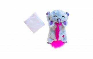 De Petstages Unicorn Cuddle Pal is het ideale knuffelvriendje voor uw kat, doordat je hem heerlijk kan verwarmen. Het speeltje wordt geleverd met een boekweitzakje, deze kan u in de magnetron opwarmen.