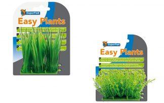 De Superfish Easy Plants Carpet zijn eenvoudig aan elkaar te koppelen, waardoor u gemakkelijk deze sierlijke bodembedekking kan plaatsen.