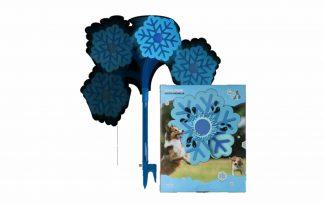 De CoolPets Ice Flower sproeier biedt een aangename, verfrissende verkoeling tijdens hete zomerdagen. Het is een decoratieve watersproeier, die tevens gemakkelijk aan te sluiten is op de tuinslang.