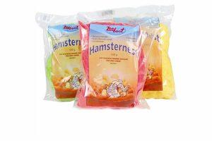 Het ZooBest hamster nestmateriaal is een natuurlijk product en daarom eetbaar voor uw hamster. Uw hamster kan met dit nestmateriaal de perfecte slaapplaats creëren.