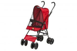 De Ferplast Globetrotter Basic is een wandelwagen waarmee u klaar bent om er op uit te gaan met uw hond. Ideaal voor puppy's, oudere en honden met mobiliteitsproblemen.