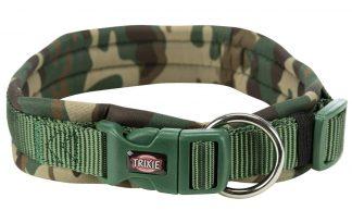De Trixie Premium halsband met Neopreen voering is eenvoudig traploos te verstellen. Door de neopreen voering wordt de druk optimaal verdeelt, waardoor de halsband comfortabel draagt voor uw hond.