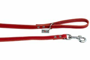 De vetlederen leibanden van Jack and Vanilla zijn zeer sterk en ook soepel. Ze zijn verkrijgbaar in twee lengtes en breedtes.