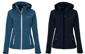 De Kjelvik Ylona is een outdoorjas gemaakt van een polyestermix. Dit model van Kjelvik heeft een afneembare muts en de jas is in maat verstelbaar voor een mooie pasvorm.
