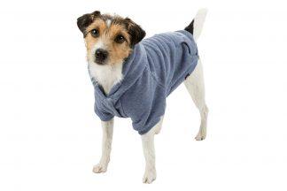 Trixie Be Nordic Flensburg hondentrui is gemaakt van een polyester sweatstof. De binnenkant van de trui is erg warm en opgeruwd.