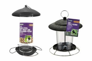 Gardman Black Steel meelworm feeder