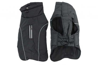 De Boony hondenjas Luxury is waterproof en zeer praktisch. Gemakkelijk in gebruik, doordat de jas is voorzien van klittenband sluitingen.