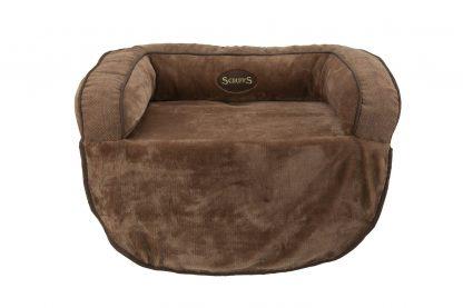 Gezellig met jouw trouwe viervoeter op de bank liggen zonder dat de bank vies wordt? Het hondenkussen van Scruffs zorgt ervoor dat ook de hond er comfortabel bij ligt!