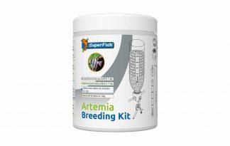Met SuperFish Artemia Breeding kit kweek je zelf Artemia in één dag!