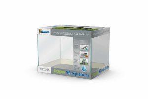 De SuperFish Scaper 90 aquarium is zeer geschikt voor Aquascaping, doordat het aquarium compleet is gemaakt van Crystal Clear glas. Daarnaast is de maatvoering is perfect voor beplante onderwaterlandschappen.