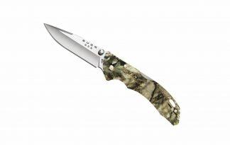 DeBuck Bantam BBW Mossy Oak Country Camo is speciaal ontwikkeld voor dagelijks gebruik. Een moderne variant van het klassieke lockback ontwerp. Deze Bantam heeft een stoer camouflage patroon op de handgreep.