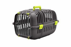Ferplast vervoersbox Jet 10 is ideaal voor het veilig transporteren van uw (kleine) hond of kat, fret, konijn of cavia.