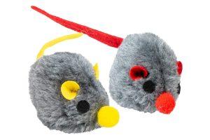 Het Jack & Vanilla kattenspeeltje muisje is gemaakt van leuke materialen, waardoor deze muis erg interessant is voor jouw kat! Leuk om samen mee te spelen, maar ook goed voor vermaak alleen.